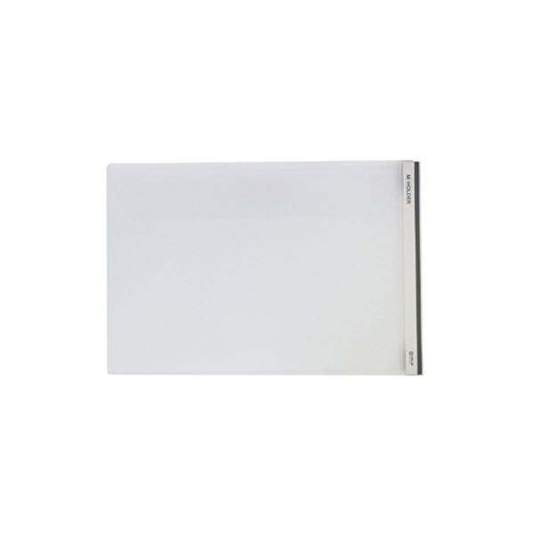 (まとめ) キングジム Mホルダー A4ヨコ 乳白フタ付 733E 1セット(5枚) 【×10セット】 送料無料!
