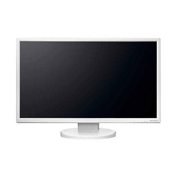 アイオーデータ23.8型ワイド液晶ディスプレイ ホワイト 5年保証 LCD-MF245EDW-F 1台 送料込!