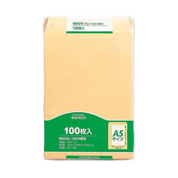 (まとめ)マルアイ 事務用封筒 PK-168 角6 100枚×10【×5セット】 送料込!