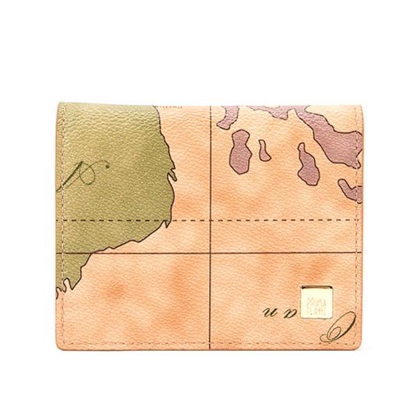 PRIMA CLASSE(プリマクラッセ) PSW5-1103 お札の入る名刺&カードケース(ブラウン) 送料無料!