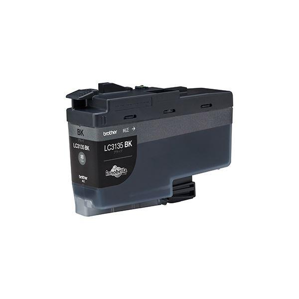 (業務用5セット)【純正品】 ブラザー LC3135BK インク 超大容量 ブラック 送料無料!