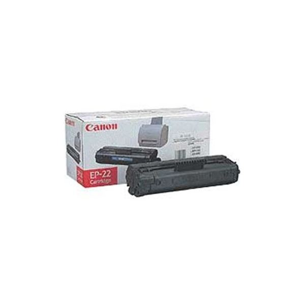 (まとめ)キヤノン Canon EP-22 トナーカートリッジ 1550A001 1個【×3セット】 送料無料!
