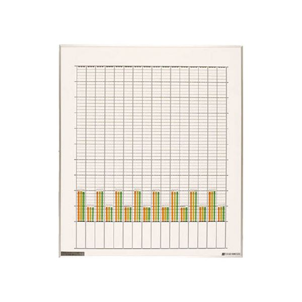 SG3161枚 送料無料! 日本統計機 小型グラフ