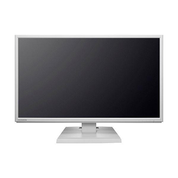 アイオーデータ 広視野角ADSパネル採用DisplayPort搭載23.8型ワイド液晶ディスプレイ ホワイト 5年保証 LCD-DF241EDW 1台 送料込!