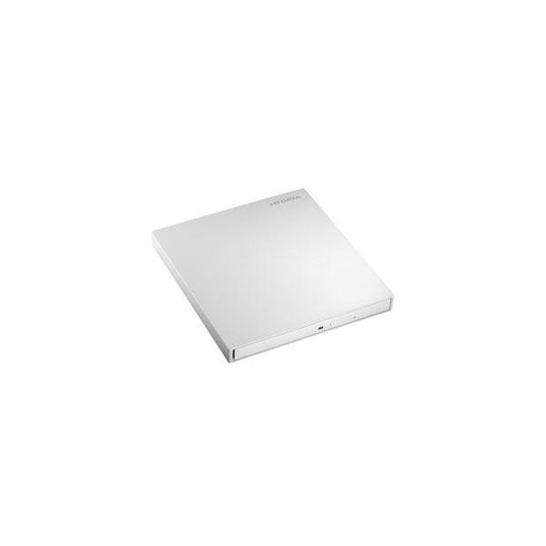 IOデータ BRP-UT6CW USB 3.0/2.0対応 ポータブルブルーレイドライブ パールホワイト 送料無料!