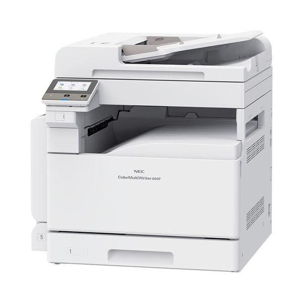 NEC A3カラーページプリンタ複合機 Color MultiWriter 600F 送料込!