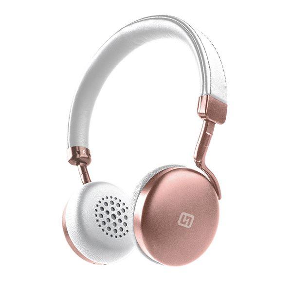 FUTURE Bluetoothヘッドフォン TURBO2 ローズゴールド 送料無料!