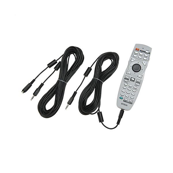 (まとめ) エプソン ワイヤード リモコンケーブル10m ELPKC28 1セット(2本) 【×5セット】 送料無料!