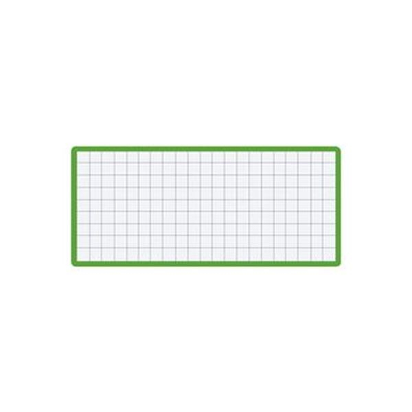 (まとめ)コクヨ マグネット見出し43×104mm 緑 マク-412G 1セット(10個)【×5セット】 送料無料!
