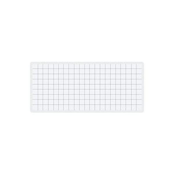 (まとめ)コクヨ マグネット見出し43×104mm 白 マク-412W 1セット(10個)【×5セット】 送料無料!