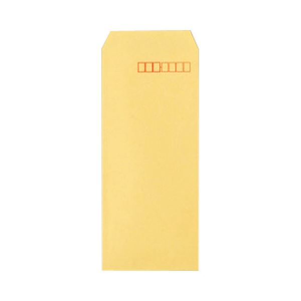(まとめ) TANOSEE R40クラフト封筒 長4 70g/m2 〒枠あり 業務用パック 1セット(3000枚:1000枚×3箱) 【×5セット】 送料無料!