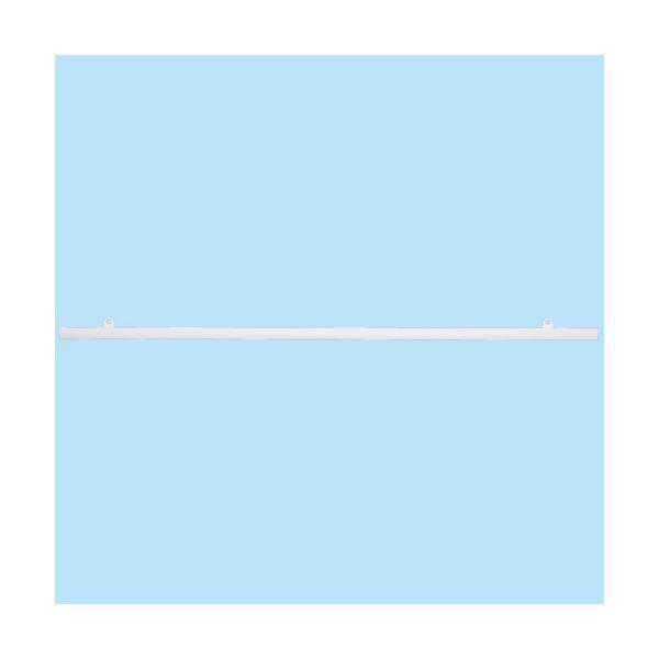 (まとめ) ポップワン ポスターハンガー 900mm 白 12916 1パック(5個) 【×10セット】 送料無料!