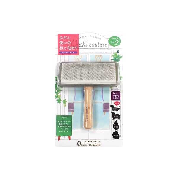 (まとめ)ソフトスリッカーM OC-04(ペット用品)【×12セット】 送料無料!