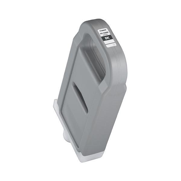 (まとめ) キヤノン Canon インクタンク PFI-706 顔料ブラック 700ml 6681B001 1個 【×3セット】 送料無料!