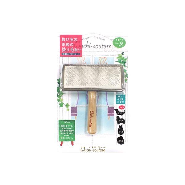 (まとめ)玉付きハードスリッカーM OC-07(ペット用品)【×12セット】 送料無料!