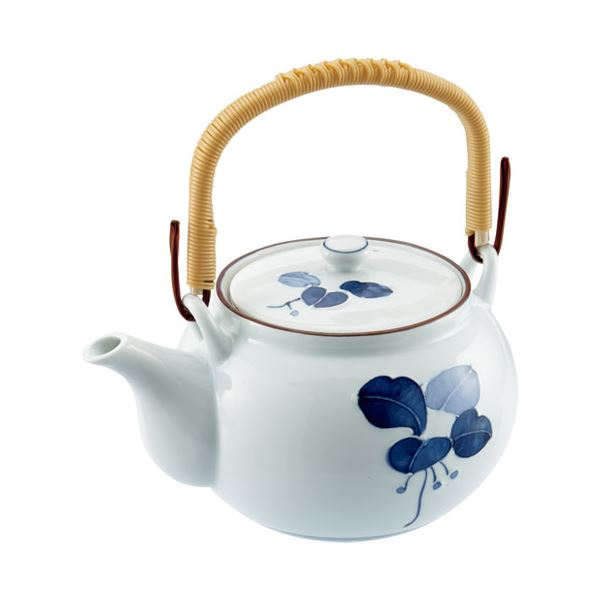 (まとめ) 西海陶器 まんりょう 4号土瓶 C45-73471【×5セット】 送料無料!