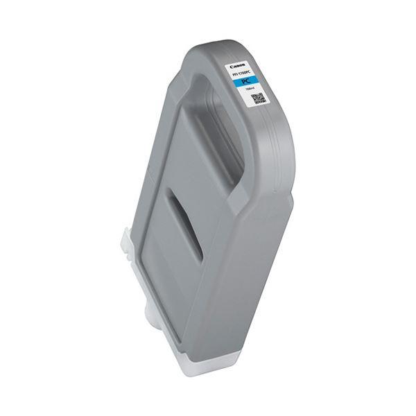 キヤノン インクタンクPFI-1700PC フォトシアン 700ml 0779C001 1個 送料無料!