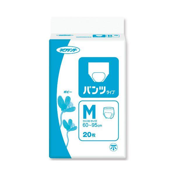 (まとめ)王子ネピア ネピアテンダー パンツタイプM 1パック(20枚)【×5セット】 送料無料!