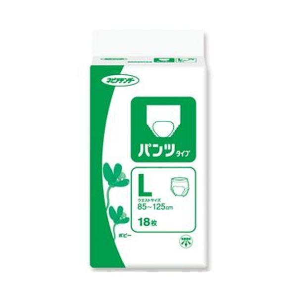 (まとめ)王子ネピア ネピアテンダー パンツタイプL 1パック(18枚)【×10セット】 送料込!