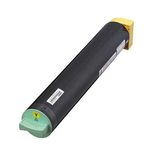 メーカー純正カラーレーザープリンタ用トナーカートリッジ カシオ 一般トナーカートリッジ 送料無料 激安卸販売新品 1個 イエローGE6-TSY-N 豊富な品