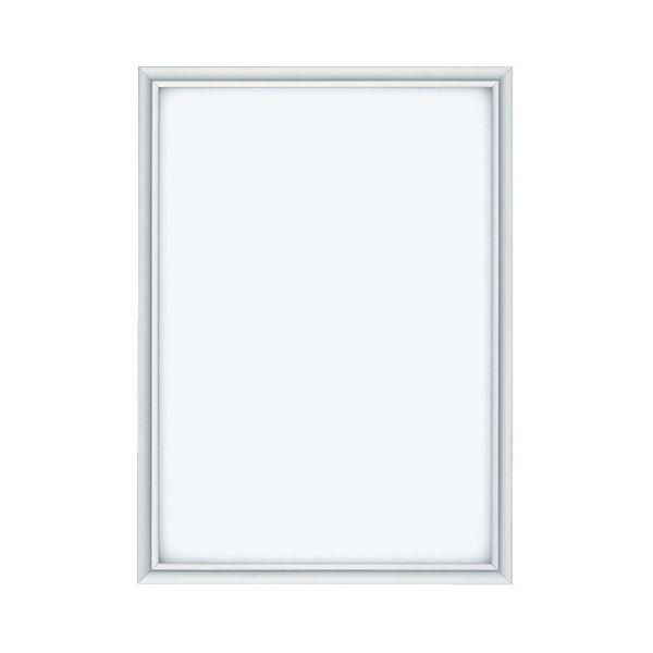 コクヨ 掲示用パネル(シンプルフレーム)規格A4サイズ シルバーフレーム カ-DEAA4C 1セット(10枚) 送料無料!