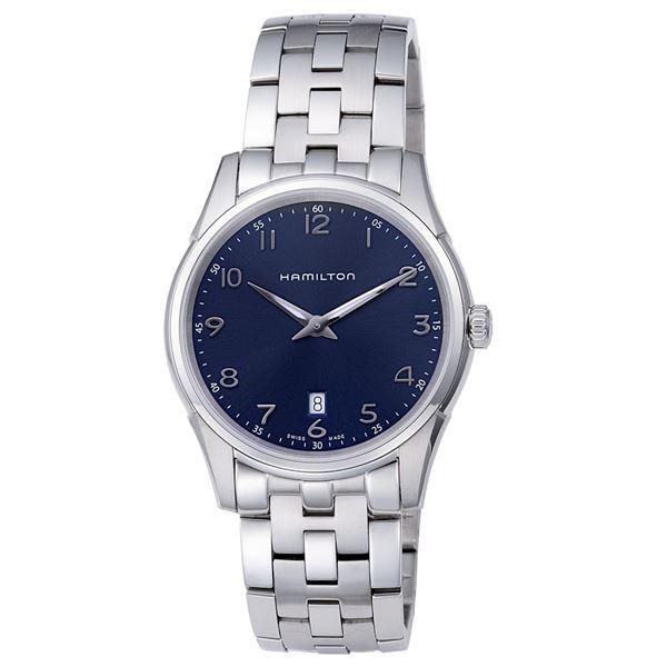 HAMILTON ハミルトン H38511143 ジャズマスター シンライン 卸直営 メンズ 腕時計 人気の定番 送料込 Thinline Jazzmaster 代引不可