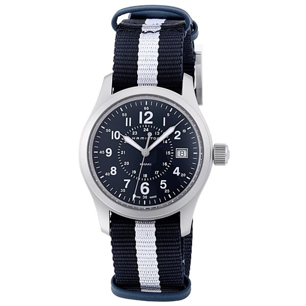 HAMILTON(ハミルトン) H68201043 カーキ フィールド メンズ 腕時計 Khaki Field【代引不可】 送料込!