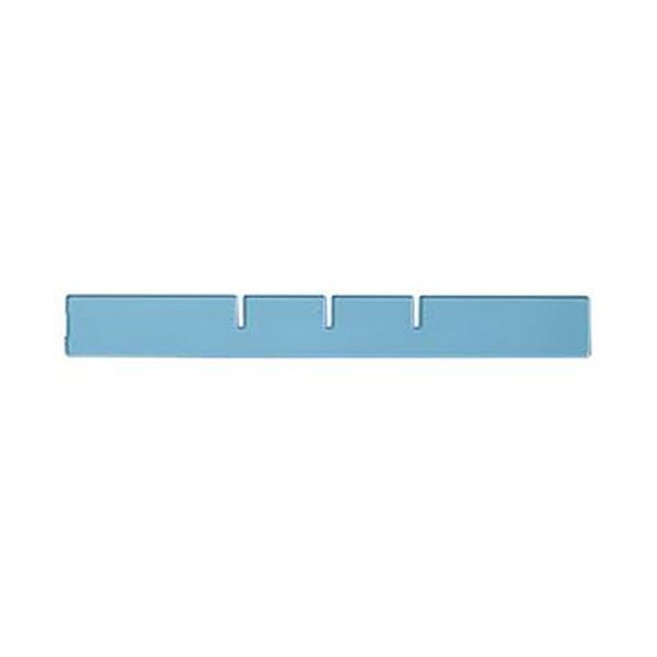(まとめ)コクヨ レターケース(UNIFEEL)仕切板 浅型横仕切り 透明 LCD-UNAW1 1台【×50セット】 送料無料!