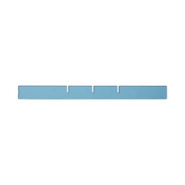 (まとめ)コクヨ レターケース(UNIFEEL)仕切板 浅型縦仕切り 透明 LCD-UNAD1 1台【×50セット】 送料無料!