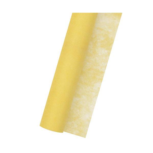 (まとめ) ササガワ 不織布 Jロール700mm×20m 黄 49-9006 1巻 【×10セット】 送料無料!