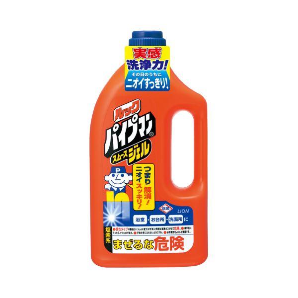 (まとめ) ライオン ルック パイプマン スムースジェル 1000ml 1本 【×30セット】 送料込!