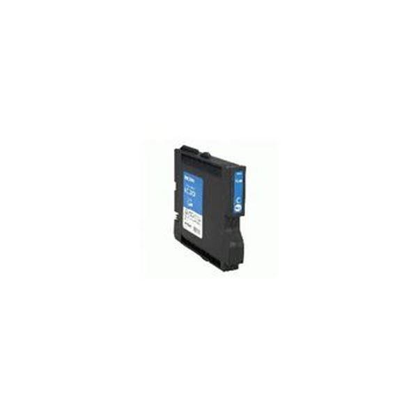 (まとめ)リコー GXカートリッジ GC21CSシアン Sサイズ 515719 1個【×5セット】 送料無料!