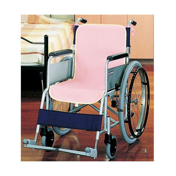 肌ざわりの良いソフトな風合いのパイル地が臀部をやさしく覆います まとめ ケアメディックス 車椅子シートカバー ピンク ×3セット 超人気 2枚 1パック 超目玉 44020P
