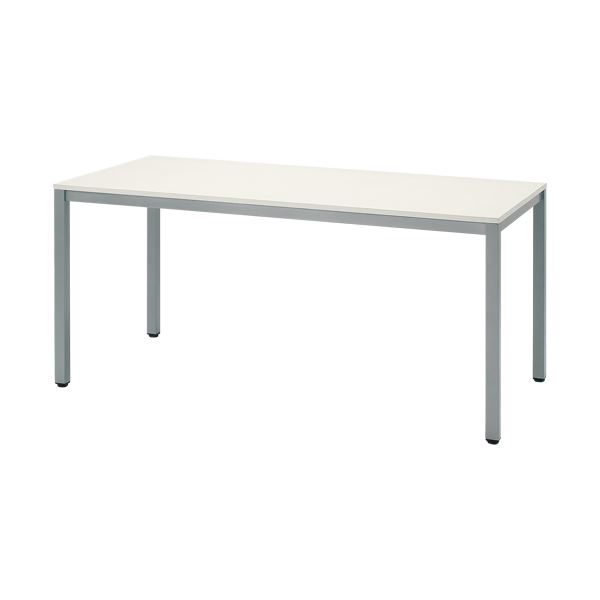 アール・エフ・ヤマカワ テーブル RFD-1575W ホワイト 送料込!
