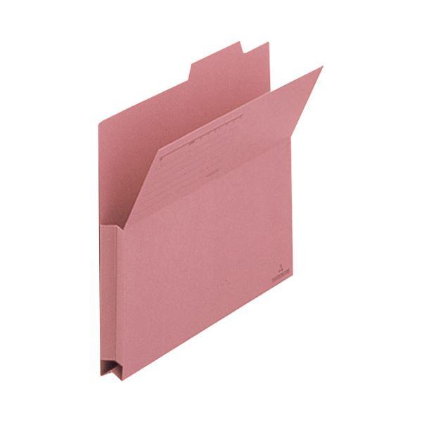 まとめ プラス 持出しフォルダー 海外限定 贈り物 FL-001PF ピンク ×200セット 送料込 A4E