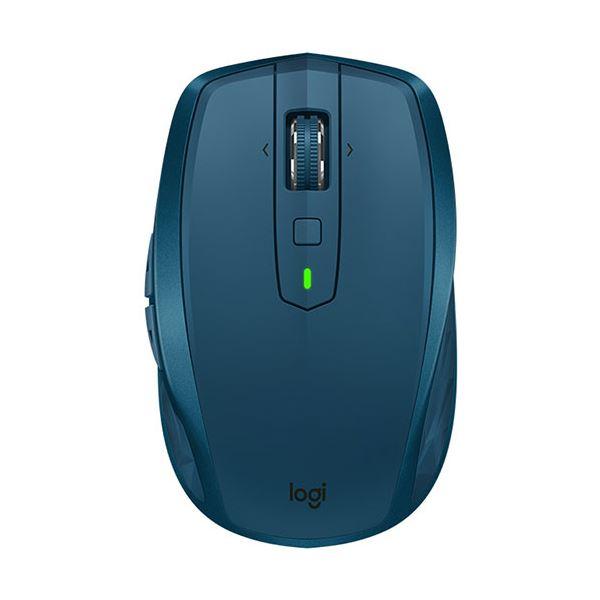 ロジクール MX Anywhere 2Sワイヤレス モバイルマウス ミッドナイト ティール MX1600sMT 1個 送料無料!