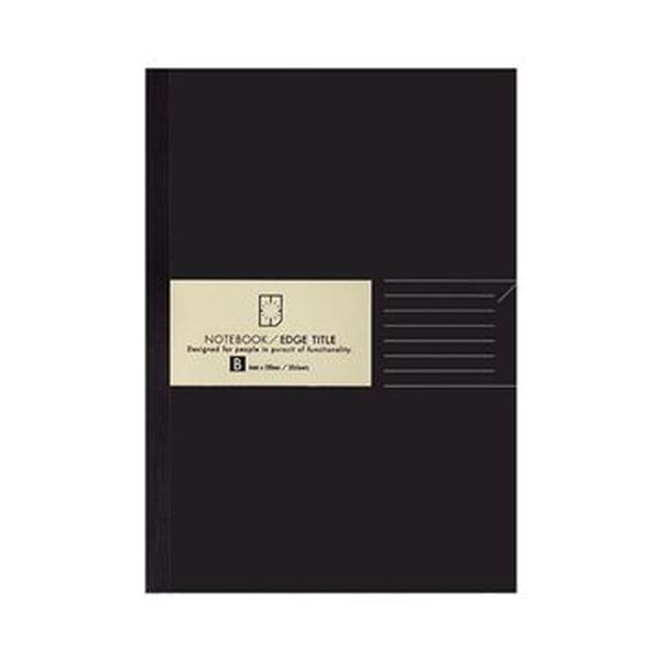 (まとめ)コクヨ ノートブック(エッジタイトル)A5 B罫 30枚 ノ-J103B 1セット(5冊)【×10セット】 送料無料!