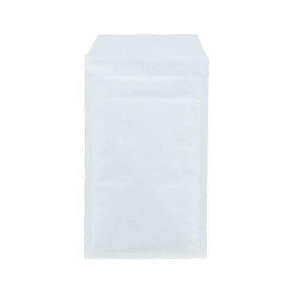 (まとめ)TANOSEE クッション封筒エコノミー FD・MO用 内寸130×215mm ホワイト 1パック(200枚)【×3セット】 送料無料!