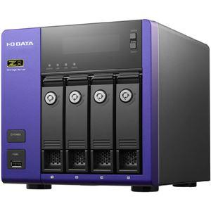 アイ・オー・データ機器 10GbE & インテル Core i3搭載 Windows Storage Server2016採用法人向けNAS 8TB 送料無料!