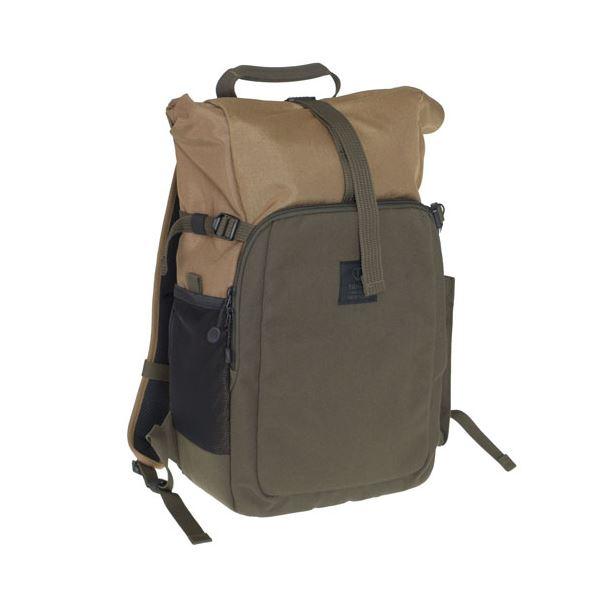 TENBA Fulton 14L Backpack - Tan/Olive V637-724 送料無料!