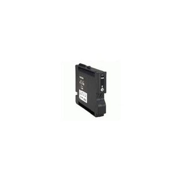 (まとめ)リコー GXカートリッジ GC21KS ブラック Sサイズ 515718 1個【×10セット】 送料無料!
