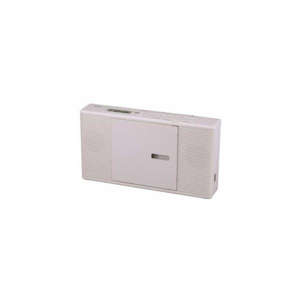 CDラジオ ホワイト 直送商品 TOSHIBA 送料込 未使用 TY-C260-W