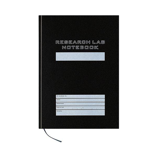 コクヨ リサーチラボノート(HG)(ハード表紙)1号(A4)80枚 ノ-LB208HS 1セット(5冊) 送料無料!