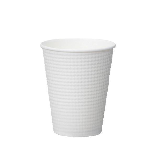 サンナップ エンボスカップホワイト 260mL 50個入×20P 送料込!