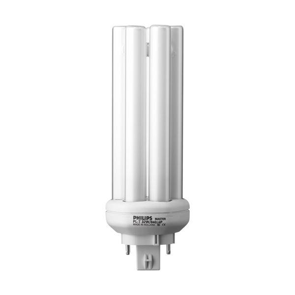 (まとめ) フィリップス コンパクト形蛍光ランプ 42W形 昼白色 PL-T42W/850/4P 1個 【×10セット】 送料無料!