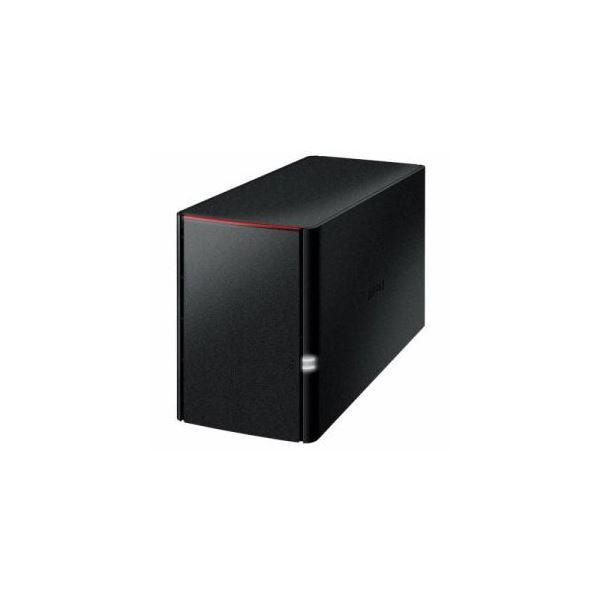 BUFFALO リンクステーション ネットワーク対応 RAID対応 外付けハードディスク 8TB LS220D0802G 送料無料!
