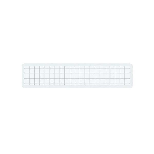 (まとめ)コクヨ マグネット見出し19×105mm 白 マク-411W 1セット(10個)【×5セット】 送料無料!