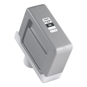 (まとめ) キヤノン Canon インクタンク PFI-307BK 染料ブラックインク 330ml 9811B001 1個 【×3セット】 送料無料!