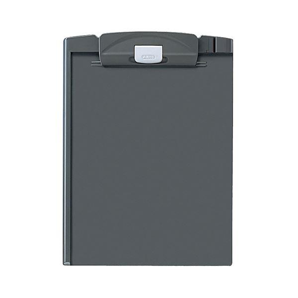 ユニバーサルデザイン クリップを開いたままで保持できるから 数量限定アウトレット最安価格 片手で書類の抜き差し可能 まとめ コクヨ 新品 クリップボードH B5タテダークグレー 1枚 ヨハ-H75NDM ×30セット 送料無料