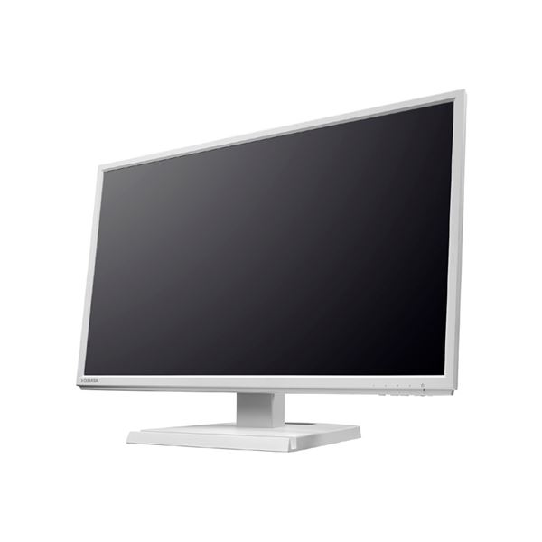 「5年保証」広視野角ADSパネル採用 23.8型ワイド液晶ディスプレイ ホワイト 送料無料!